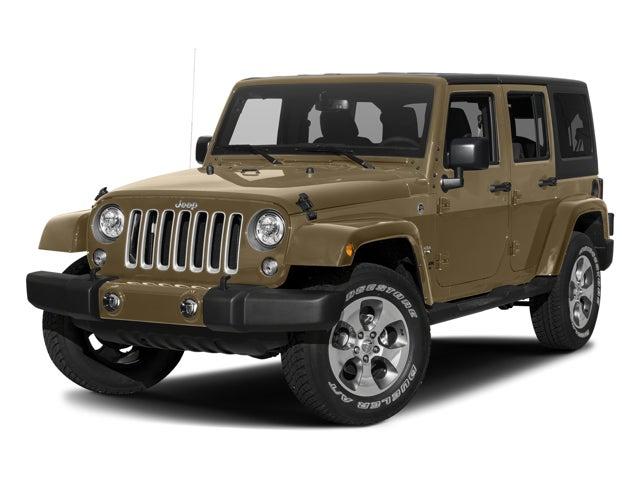 2017 jeep wrangler unlimited sahara jacksonville fl serving gainesville st augustine. Black Bedroom Furniture Sets. Home Design Ideas