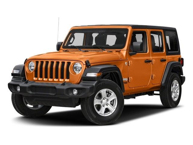 2018 jeep wrangler unlimited rubicon jacksonville fl serving