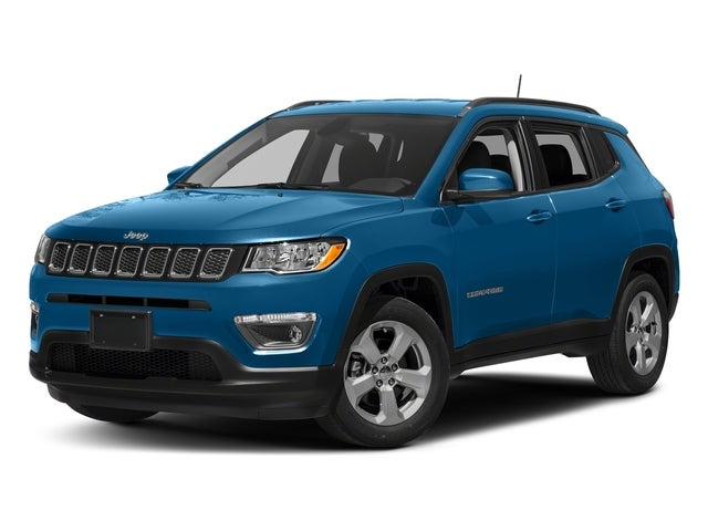 Good 2018 Jeep Compass Latitude