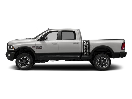 Black Ram 2500 >> 2018 Ram 2500 Power Wagon