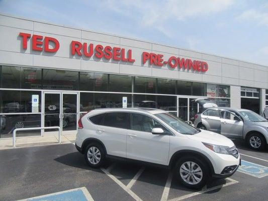 Honda Dealership Jacksonville Fl >> 2013 Honda Cr V Ex L