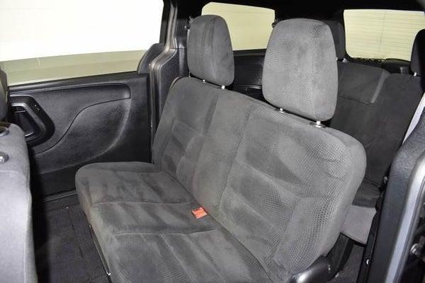 Fantastic 2018 Dodge Grand Caravan Se Ncnpc Chair Design For Home Ncnpcorg