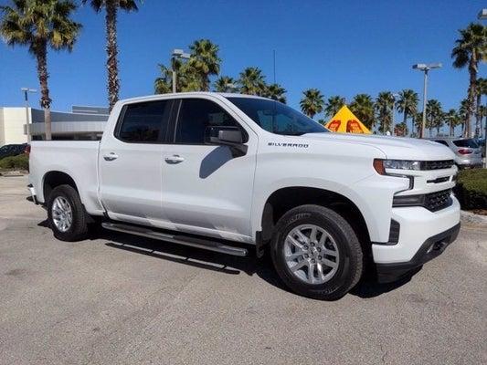 2021 Chevrolet Silverado 1500 Rst Jacksonville Fl Serving Gainesville St Augustine Jacksonville Beach Florida 1gcpwded0mz184809