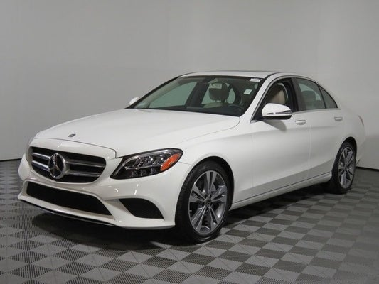 Mercedes Jacksonville Fl >> 2019 Mercedes Benz C 300